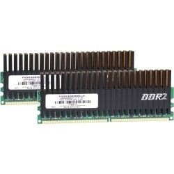 Patriot DIMM 4 GB DDR2-800 Kit  (PVS24G6400LLK, Viper-Serie)