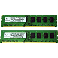 Kingston ValueRAM DIMM 4 GB DDR3-1333 Kit  (KVR1333D3N9K2/4G)